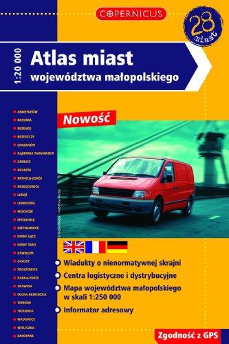 Atlas miast woj. malopolskiego /Coper. /NOWOSC /28