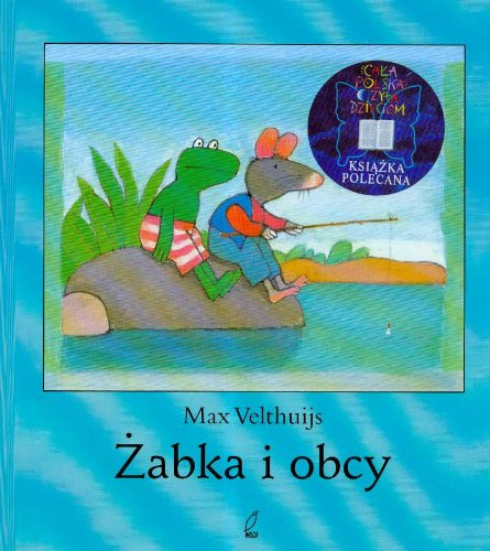 Zabka i obcy: Velthuijs, Max