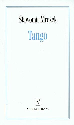 9788373922846: Tango