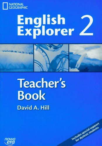 9788374097000: English Explorer 2 Teacher's Book with CD