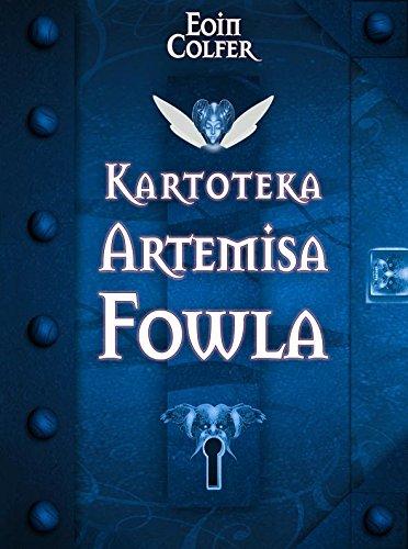 9788374143745: Kartoteka Artemisa Fowla