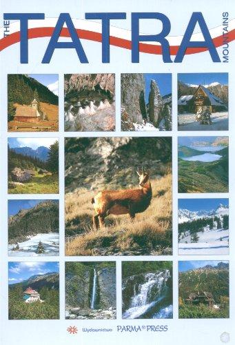 Tatry The Tatra Mountains wersja angielska: Maciej Krupa