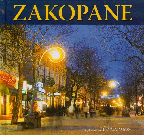 9788374191593: Zakopane (Bilingual English-Polish Version)