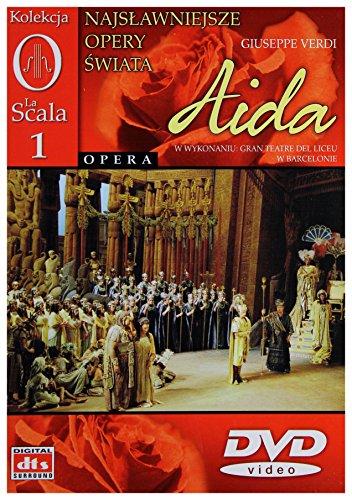 9788374253857: Kolekcja La Scala: Opera 01 - Aida [DVD] (No hay versión española)