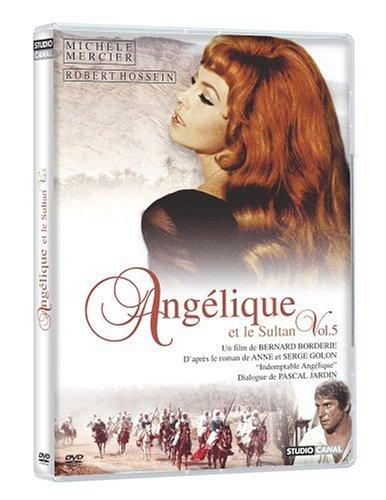 9788374350969: Angelique et le Sultan - Digitally Remastered in HI Definition [PAL, Region 2, Import]