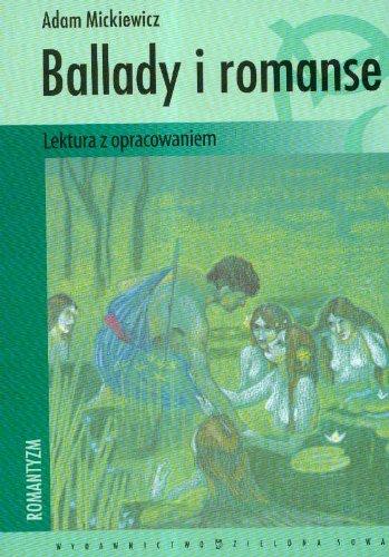 9788374357234: Ballady i romanse