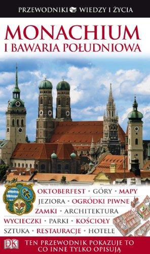 9788374486446: Monachium i Bawaria Poludniowa