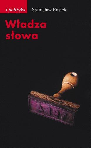 9788374536813: Wladza slowa (polish)