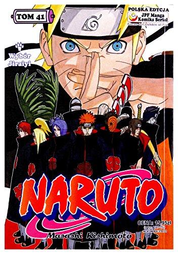 9788374711432: Naruto tom 41 [KSIAZKA]