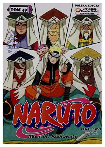 9788374711944: Naruto tom 49 [KSIAZKA]