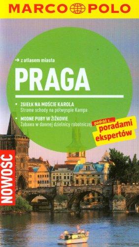 9788374757348: Praga Przewodnik z atlasem miasta