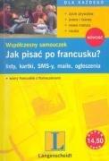 9788374760829: Jak pisac po francusku?