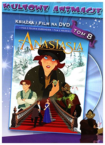 9788374774710: Anastasia [DVD] (English audio. English subtitles)