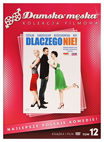 9788374778046: Dlaczego nie! [DVD]+[KSIĄŻKA] [Region Free] (IMPORT) (No English version)