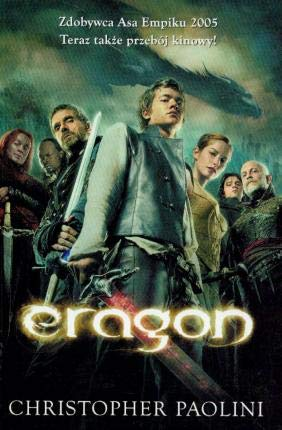 9788374800372: Eragon ( True First Edition ~ Privately Printed ~ Author's First Book ~ Film ~ First Book in the Inheritance Cycle )