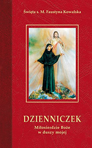 9788375024647: Dzienniczek Milosierdzie Boze w duszy mojej