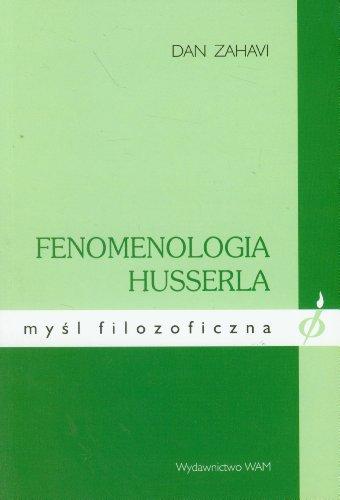 9788375057607: Fenomenologia Husserla