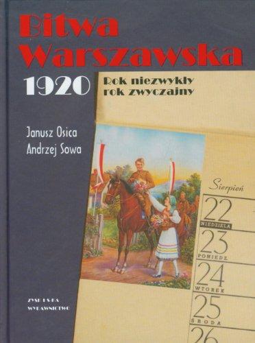 9788375067910: Bitwa Warszawska 1920