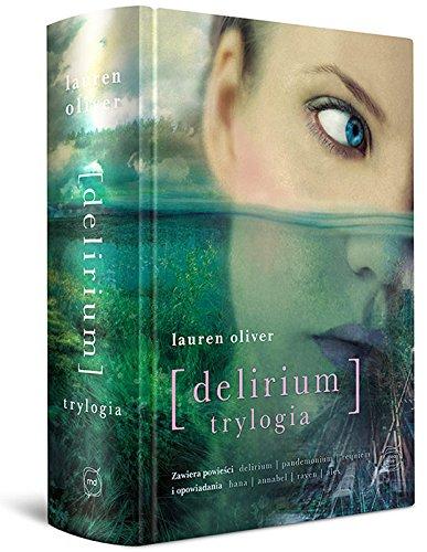 9788375153750: Delirium Trylogia