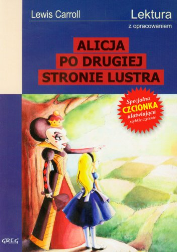 9788375172850: Alicja po drugiej stronie lustra