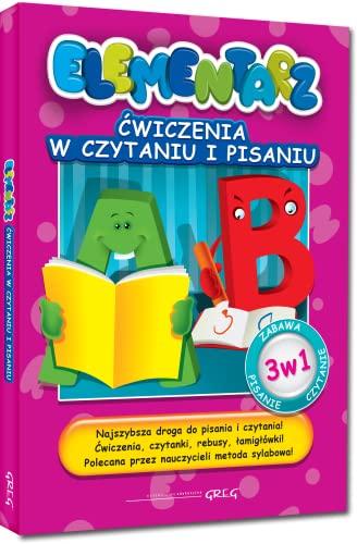 9788375173741: Cwiczenia w czytaniu i pisaniu Elementarz