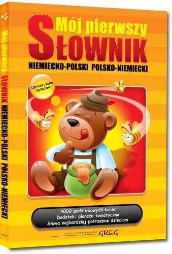 9788375173789: Mój pierwszy slownik niemiecko-polski polsko-niemiecki