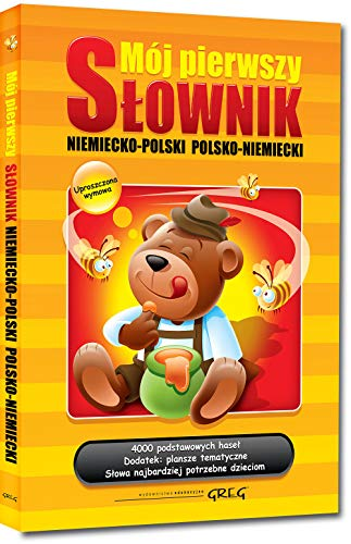 9788375173796: Mój pierwszy slownik niemiecko polski polsko niemiecki
