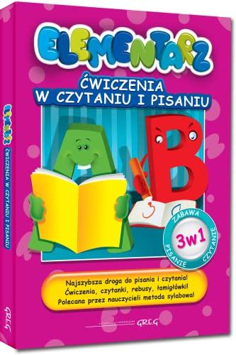 9788375174281: Cwiczenia w czytaniu i pisaniu Elementarz