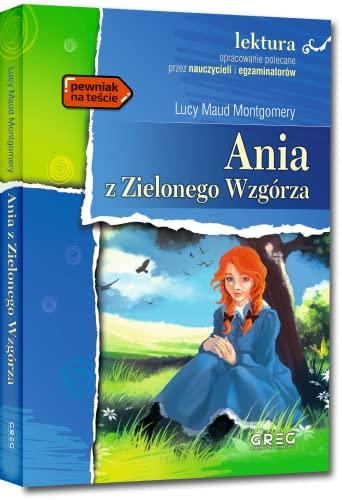 9788375174700: Ania z Zielonego Wzgórza