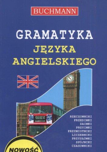 9788375271270: Gramatyka jezyka angielskiego