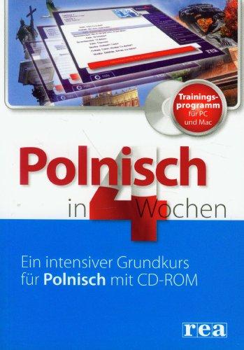 9788375440300: Polnisch in 4 Wochen