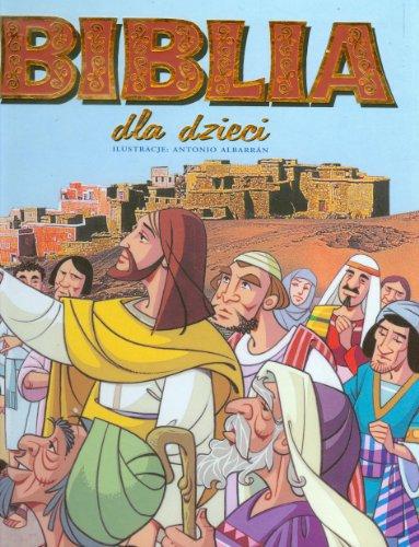 9788375444278: Biblia dla dzieci