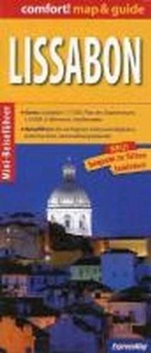 9788375462531: Lissabon map & guide