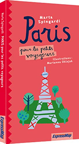 9788375465549: PARIS POUR LES PETITS VOYAGEURS