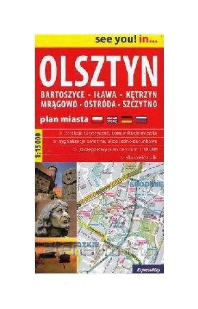 Olsztyn, Bartoszyce, Ilawa, Ketrzyn, Mragowo, Ostroda i