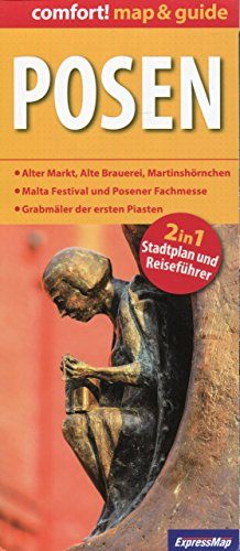 9788375467031: Posen 1 : 20 000: Deutsche Ausgabe