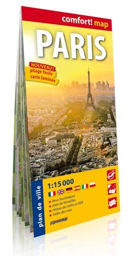 9788375469233: Paris 1/15.000