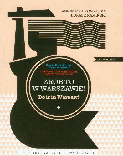 9788375529913: Zrob to w Warszawie Do it in Warsaw