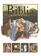 Biblia dla dzieci. Nowy Testament (polish): praca zbiorowa