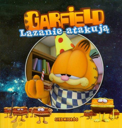 9788375682076: Garfield Lazanie atakuja
