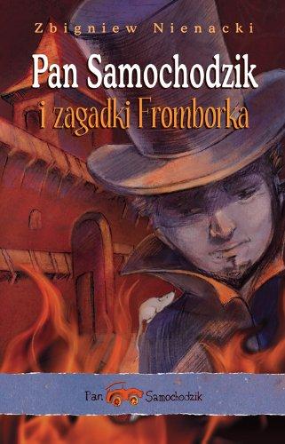 Pan Samochodzik i Zagadki Fromborka: Zbigniew Nienacki