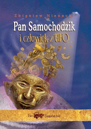 Pan Samochodzik i czlowiek z UFO: Zbigniew Nienacki