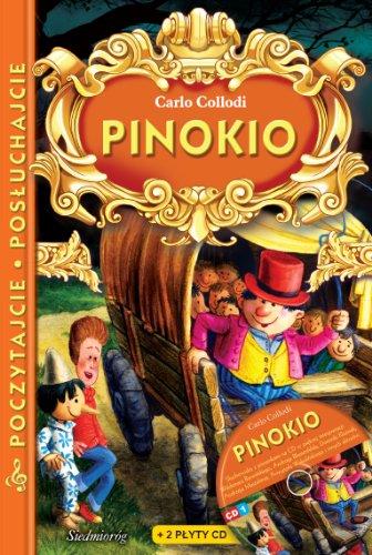Pinokio z plyta CD: Collodi, Carlo