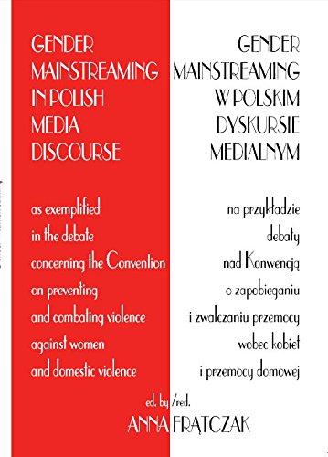 9788375712353: Gender mainstreaming w polskim dyskursie medialnym