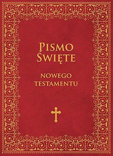 9788375959253: Pismo Swiete Nowego Testamentu