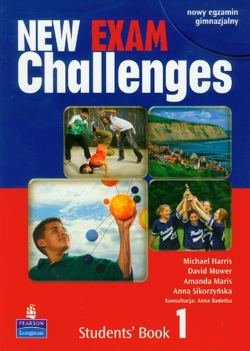 9788376002682: New Exam Challenges 1 Students Book