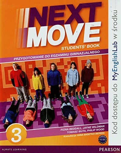 9788376007281: Next Move 3 Student's Book