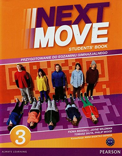 9788376007298: Next Move 3 Students Book