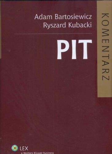 9788376010403: Pit Komentarz