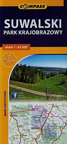 Wigierski Park Narodowy - Mapa turystyczna 1: